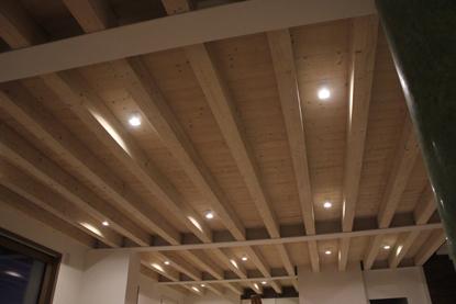 Illuminazione soffitto